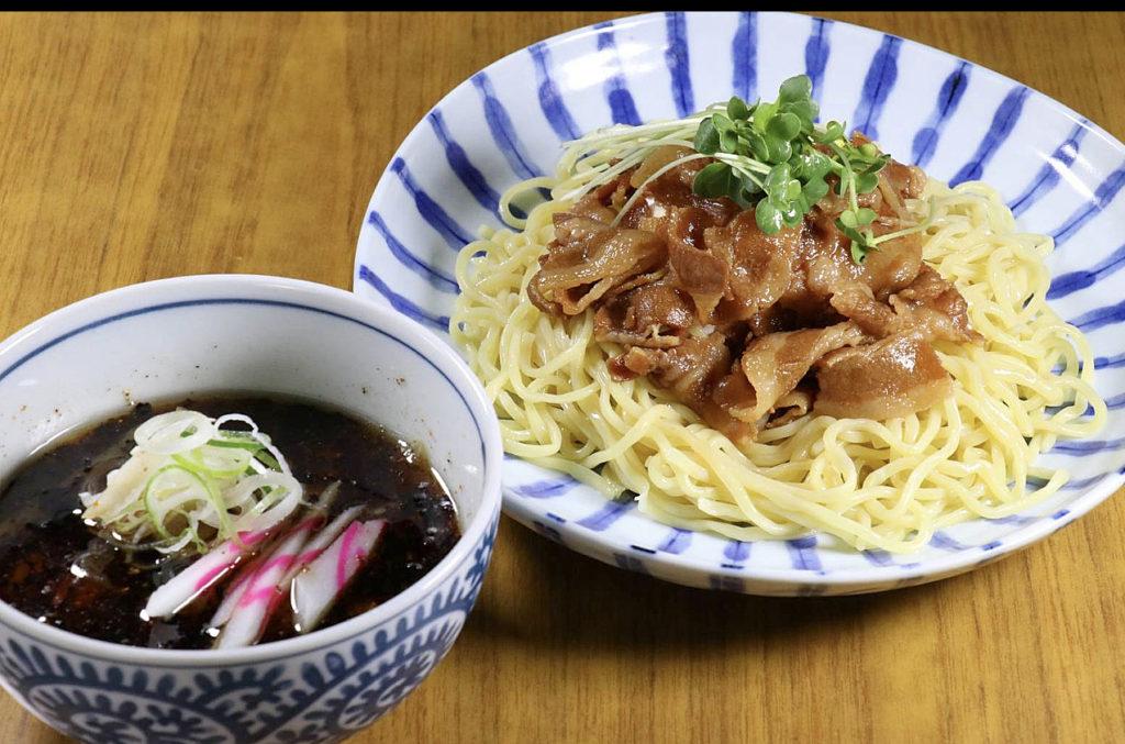 つけ麺650円